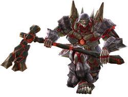 Astaroth CG Art