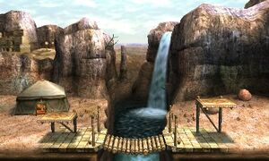 N3DS SuperSmashBros Stage07 Screen 01
