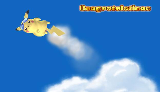 File:Pikachu Congratulations Screen Classic Mode Brawl.png
