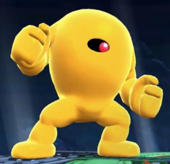 Yellow devil smash bros 3980