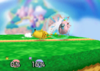 Pikachu Down smash SSB