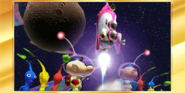 Pikmin victory 1