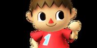 List of SSBWU trophies/Animal Crossing series