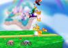 Super Jump Punch Luigi (SSB)