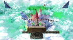 Peachs Castle SSBWU