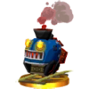 SSB3DS Dark Train Trophy