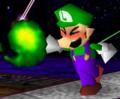 Fireball Luigi SSB