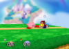 Kirby Down tilt SSB
