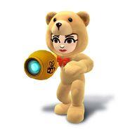Bear Costume (Female)