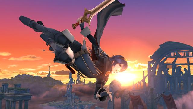 File:SSB4-Wii U Congratulations Lucina Classic.png