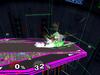Dr. Mario Up smash SSBM