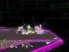 Yoshi Down smash SSBM