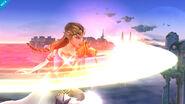Zelda strong side