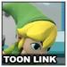 Toon Link Icon SSBWU
