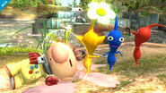 SSB4 - Olimar Screen-10