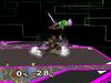 Ganondorf Up throw SSBM