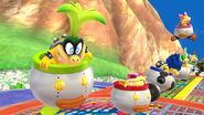 Bowser Jr and Koopalings