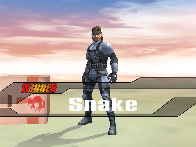 File:Snake-Victory2-SSBB.png