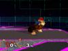 Donkey Kong Forward throw SSBM