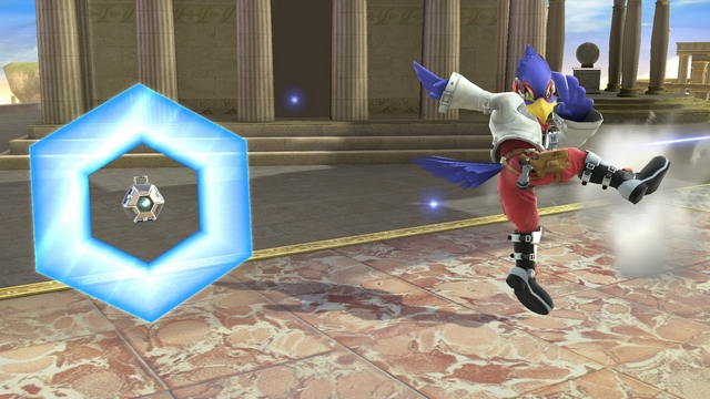 Image result for falco smash 4