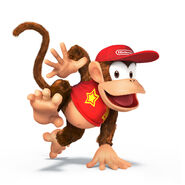 Diddy Kong Pallette 01