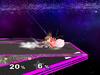 Ness Floor attack (front) SSBM