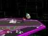 Mario Forward throw SSBM