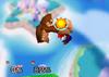 Donkey Kong Forward aerial SSB