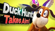 Duck Hunt Takes Aim