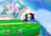 Luigi Dash attack SSB