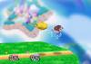 Pikachu Forward aerial SSB