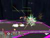 Captain Falcon Down smash SSBM