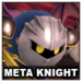Meta Knight Icon SSBWU