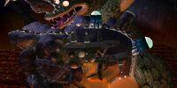 Planet Zebes: Brinstar Depths