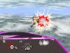 Fox Back aerial SSBM
