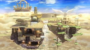 WiiU SuperSmashBros Stage03 Screen 01