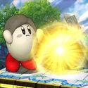 Wii Fit Kirby (SSB3DS)