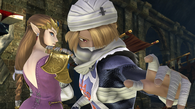 File:SSB4-Wii U Congratulations Sheik Classic.png