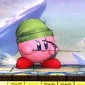 Link Kirby (SSB3DS)