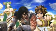SSB4-Wii U Congratulations Pit All-Star