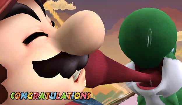 File:Yoshi Congratulations Screen Classic Mode Brawl.png