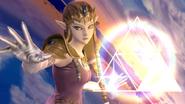SSB4-Wii U Congratulations Zelda Classic
