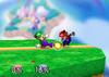 Luigi Down tilt SSB