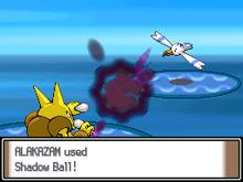 Shadow Ball IV