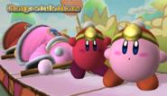 Kirby Congratulations Screen Classic Mode Brawl
