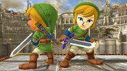 Mii Swordfighter Link Outfit