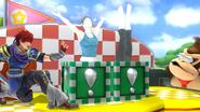 SSB4-Wii U Congratulations Roy All-Star