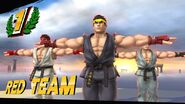 Ryu T-Pose
