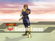 CaptainFalcon-Victory3-SSBB
