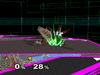 Ganondorf Down throw SSBM